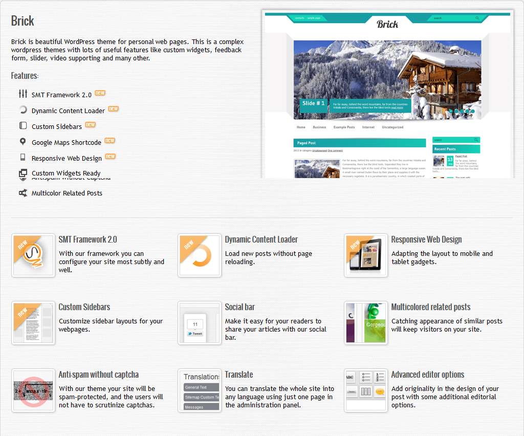 FireShot Screen Capture #016 - 'Brick Free WordPress Theme' - smthemes_com_brick