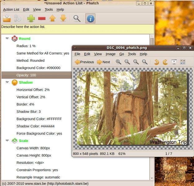 Batch Image Resizer on Ubuntu