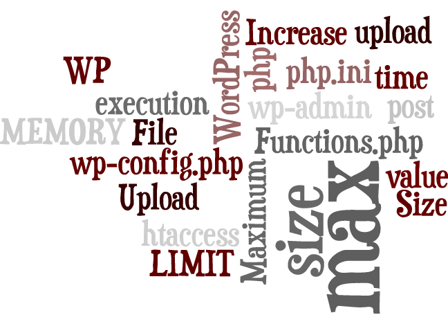 WordPress: Increase Maximum Upload File Size