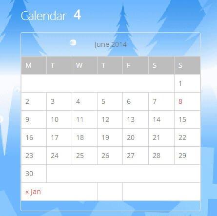 wordpress-calendar-widget-style4