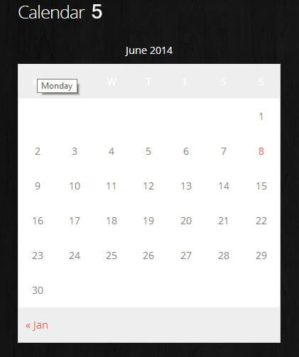 wordpress-calendar-widget-style5