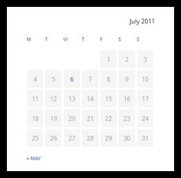 wordpress-calendar-widget-style6